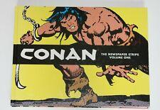 CONAN THE NEWSPAPER STRIPS VOLUME ONE HC - DARK HORSE HARDCOVER