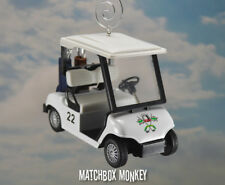 Club Car Yamaha EZ Go 1/32 Golf Cart Custom Christmas Ornament RXV TXT Adorno