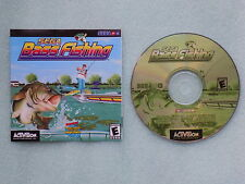 Sega Bass Fishing PC Game (Disc Only)