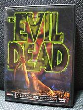The Evil Dead (Dvd, 2002) cult horror