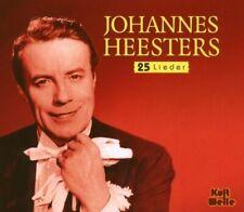 Johannes Heesters + CD + 25 Lieder