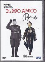 dvd IL MIO AMICO BENITO MUSSOLINI con Peppino De Filippo nuovo 1962