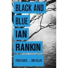 Ian Rankin - Black and Blue *NEW* + FREE P&P