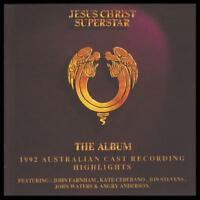 JESUS CHRIST SUPERSTAR CD ~ 1992 AUSTRALIAN CAST HIGHLIGHTS ~ JOHN FARNHAM *NEW*