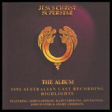 JESUS CHRIST SUPERSTAR CD ~ 1992 AUSTRALIAN CAST HIGHLIGHTS ~ JOHN FARNHAM *NEW*