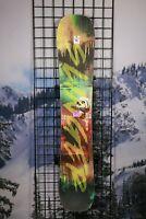 Never Summer Fun Slinger 153cm  2020 demo Snowboard
