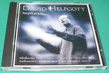 David Helfgott # Inspiration (BMG RCA) CD Tchaikovsky Rachmaninov