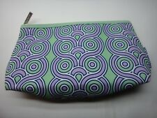 Clinique JONATHAN ADLER Makeup Cosmetic Pouch Bag Zipper Travel Case NEW