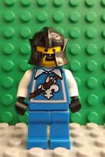 Lego BRAND NEW Knight Mini Figure coiffures Château Fight City Armour weapon set
