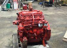 Perkins Diesel 236 4 cylinder Diesel chipper massey skid steer watch video.
