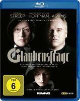 Glaubensfrage [Blu-ray/NEU/OVP]Theaterverfilmung /Meryl Streep, Philip Seymour H