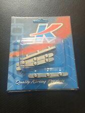 Go Kart - Axle Key 3 Peg 6mm x 59mm x 6mm Pegged - 30mm axle - Pkt 4 - NEW