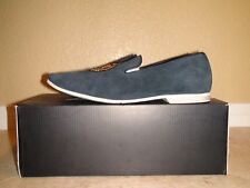 370af7e28be Men s Aldo Leuuin 1 Blue Suede Casual Loafers Size 42 Eur 9 US Classic Slip