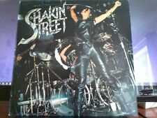 VINTAGE VINYL LIMITED EDITION Shakin' Street CBS DEMO ONLY PROMOTIONAL COPY ONLY