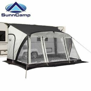 SunnCamp Dash Air SC 390 Caravan Awning Inflatable Porch NEW 2021 MODEL