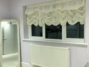 Austrian festoon blinds, Curtains, Roman blinds, Voile,  made2measure Festoons