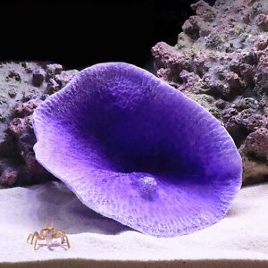 Simulation Fake Coral Reef Leaf Artificial Plant Aquarium Ornament Fish Tank DIY