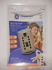 GE 001004 Original 2 Key Safe Push Button House Car Shed Trailer Camper