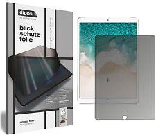 Apple iPad Pro 10,5 Zoll Blickschutzfolie matt Schutzfolie Folie Display Schutz