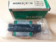 HIWIN  MGN 12 guidage linéaire LINEAR RAIL BEARING  neuf