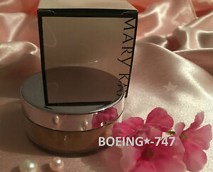 Mary Kay MINERAL POWDER FOUNDATION (Bronze, Beige, Ivory) Brush GIFT! Free $hip✈
