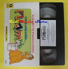 film VHS C'ERA UNA VOLTA L'UOMO Elisabetta d'inghilterra 1997 (F44) no dvd