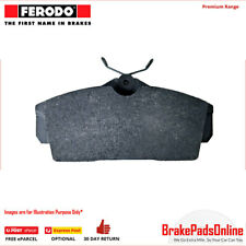 Genuine FERODO Brake Pads DB1206TA