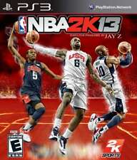 NBA 2K13 PS3 New PlayStation 3, Playstation 3