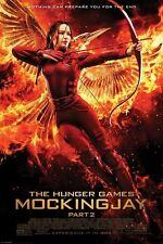 THE Hunger Games il canto della rivolta parte 2 POSTER A4
