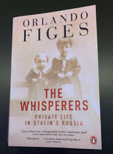 Orlando Figes - The Whisperers Paperback Book 2008