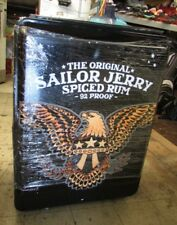 """New in Box Sailor Jerry Spiced Rum Cooler/Ice Box 34.5""""x25""""x17"""" Non-Electric"""