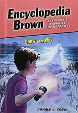Encyclopedia Brown Shows the Way Hardcover Donald J Sobol