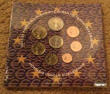 FRANKRIJK FRANCE BU SET 2002