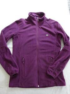 2117 of Sweden Damen Fleece Jacke Gr. 38 Lila NEU!