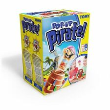 TOMY Pop Up Pirate Classic Action Childrens Kids Game (4 Years+)