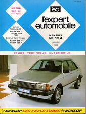 RTA revue technique l'expert automobile n ° 194 MAZDA 323 FF