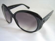 GIORGIO ARMANI Señoras Gafas de sol GA957/S empleó JJ Negro Cristales BNWT Auténtico