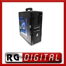 CASE PC TRASPARENTE + ALIMENTATORE 500W 2 USB MOD 2681