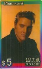 RARE / TELEPHONE CARD PREPAID - ELVIS PRESLEY LEGEND HOLLYWOOD / LIMITED EDITION