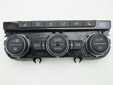 Klimabedienteil Klimaautomatik Sitzheizung VW Passat B8 3G Touran 5T