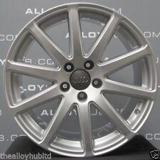 "Genuine Audi TT MK2 Speedline S-Línea 18"" pulgadas rueda única Aleación De Plata X1"