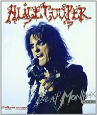 Alice Cooper - Live At Montreaux  2005 HD DVD