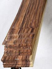 """Extra wide Pau Ferro / morado guitar fingerboard blank fretboard 3.9x19.5"""" PFF85"""