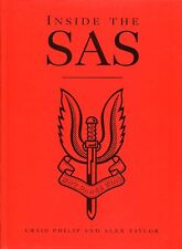 S.A.S. Inside The SAS /  The illustrated story of the SAS.SOLDATS D'ELITE.