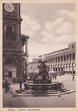 FAENZA - Fontana Monumentale 2