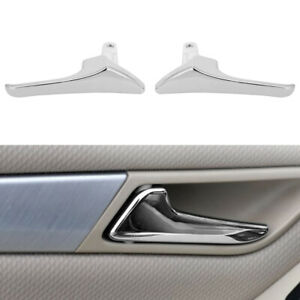 Dyauet Left Right Inner Car Door Panel Handle Pull Cover For Mercedes For Benz