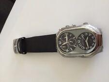 Philip Stein Teslar Chronograph Watch Swiss Quartz XL Watch