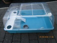 Pets at home 2 tier hamster cage in good but used condition