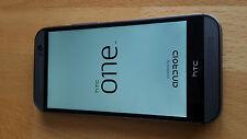 HTC One M8 32GB GRAU mit Folie / ohne Simlock / ohne Branding *WIE NEU*