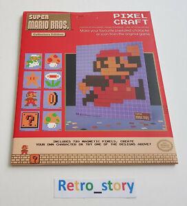 Aimants Pixellisés - Super Mario Bros Pixel Craft - PALADONE - NEUF / NEW